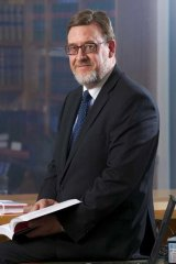 John Champion, the new Director of Public Prosecutions.
