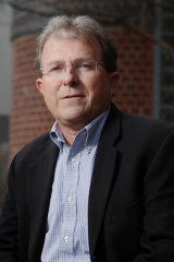 Warwick McKibbin, Professor of Economics at the Australian National University.