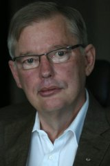 Former Macquarie banker Bill Moss.