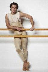 Notable solo... the Australian Ballet's Daniel Gaudiello.