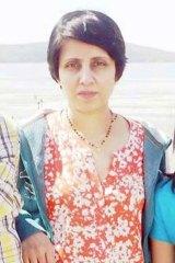 Jacintha Saldanha.