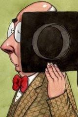 <i>Illustration</i>: John Shakespeare.