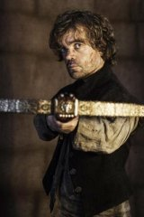 Tyrion Lannister, played by Peter Dinklage.