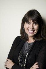 Jenny Craig chief executive Amy Smith.