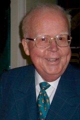 Alan Bishop … a generous patron of the arts.