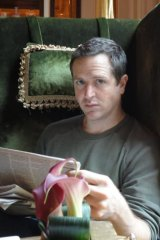 Self-publishing champion: Hugh Howey says indie authors now earn 31 per cent of eBook sales on Amazon.
