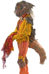 "None too shocking ... Spartacus Chetwynd's ""The Lizard""."