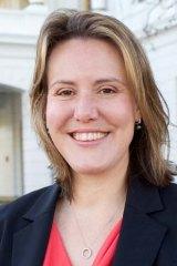 Higgins federal MP Kelly O'Dwyer.
