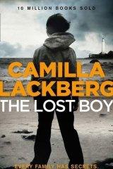 <i>The Lost Boy</i> by Camilla Lackberg.