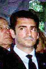 Alireza Pahlavi in 2001.