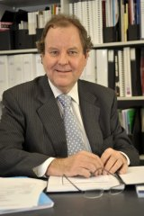 John Firth, the chief executive officer of the Victorian Curriculum and Assessment Authority.