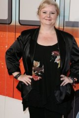 Szubanski in 2012, during her first stint as ambassador for Jenny Craig.