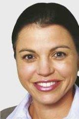 Parliamentary Secretary for Education Peta-Kaye Croft.