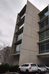 Building Five, 658 Church Street, Richmond.