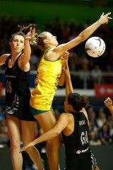 Australian Netball Captain Laura Geitz To Undergo Knee Surgery