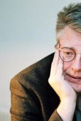 Stieg Larsson, author of <i>The Girl With the Dragon Tattoo</i>, in November, 2004.