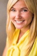 Social media strategy expert Gina Lednyak.