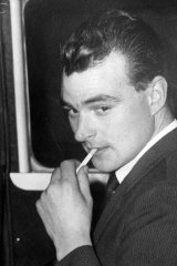 Peter Walker in 1966.