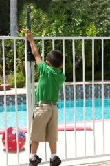 There was a 30 per cent rise in drowning fatalities for children under the age of five.