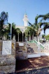 Lakemba Mosque.