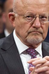 Terrorist actions a huge concern: intelligence chief James Clapper.
