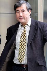Pleaded guilty to bribery and running illegal brothels: Anton Lu.