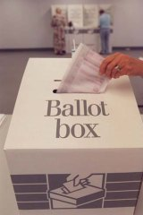 Victorians could be faced with a 1.02 metre Senate paper at the 2013 federal election.
