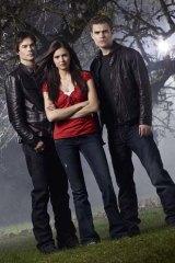 <em>The Vampire Diaries</em>.
