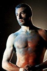 Diver Matthew Mitcham.