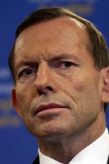 "Declared Australia was in a ""budget emergency"": Tony Abbott."