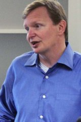 Barack Obama's campaign manager Jim Messina.