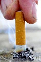 Butting out ... WA kids are shunning smoking.