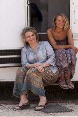 Robyn Davidson and Mia Wasikowska.
