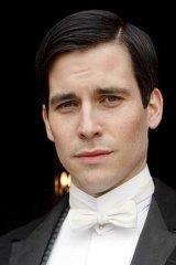 Rob James-Collier (as Downton Abbey's villainous Thomas Barrow).