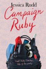 The cover of Jessica Rudd's book.