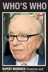 Who's who in the Murdoch zoo.