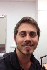 Australian doctor Tareq Kamleh.