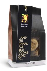 Red carpet appearance ... Byron Bay cookies were in Acadamy Award goodie bags this year.