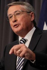 Banks should not take their customers for granted ... Wayne Swan.