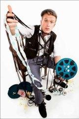 Tangled: Acrobat Tom Flanagan.