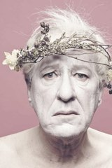 Drawing attention: Geoffrey Rush set to play the title role in <i>King Lear.</i>