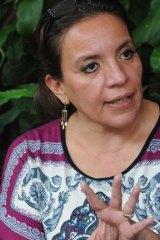 Honduras's Xiomara Castro.