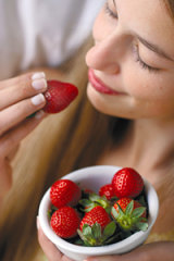 Prevention is better than a cure ... boost your immune system with plenty of fresh fruits and vegetables.