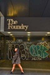 The Foundry.