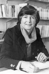 Jacqueline Goodnow.