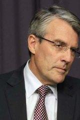 Argued national legislation was necessary: Attorney-General Mark Dreyfus.