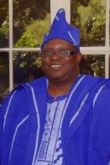 Nigerian High Commissioner Sunday Olu Agbi.