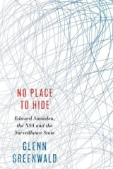 Glenn Greenwald's new book reveals NSA secrets.