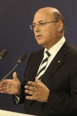 Dumping tax measures: Assistant Treasurer Arthur Sinodinos.