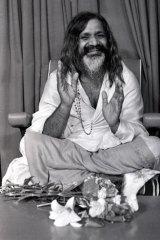 The Maharishi Mahesh Yogi.